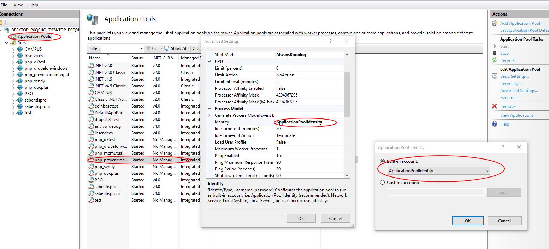 Installing Drupal 8 on Windows and SQL Server   Drupal On