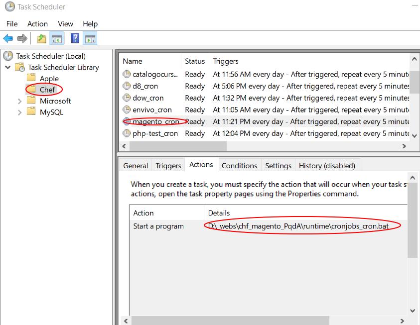 Installing Magento on Windows and IIS   Drupal On Windows